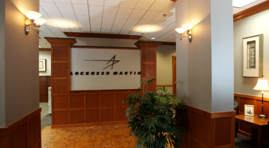 Lockheed Martin hall